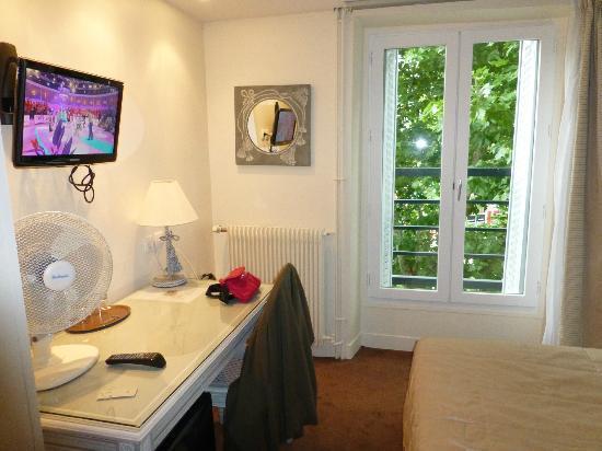 Arcadie Montparnasse: Chambre