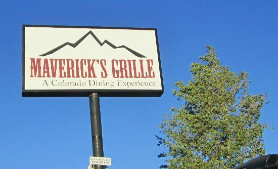 Maverick's Grille: Granby, Colorado