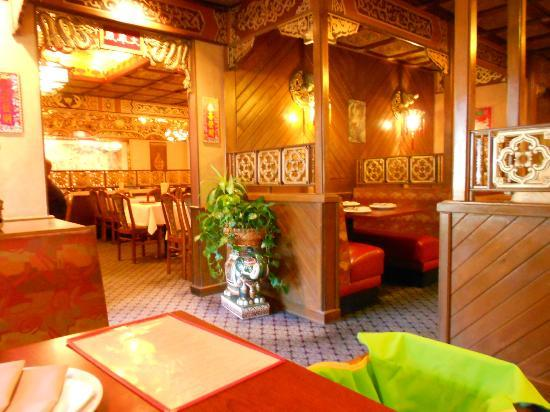 Beautiful Interior Picture Of Mandarin Restaurant Bountiful