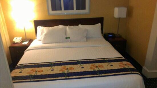SpringHill Suites Pittsburgh Monroeville: king bed