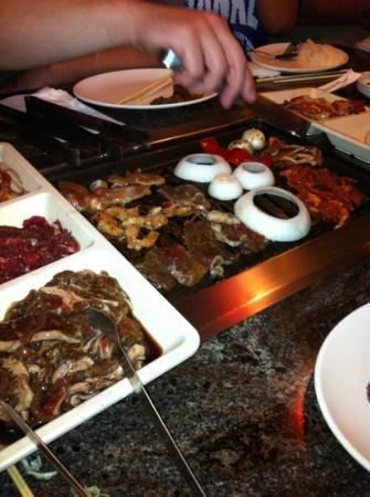 oz korean bbq restaurant sacramento menu prices restaurant rh tripadvisor com
