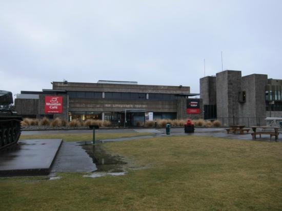 National Army Museum: 外観