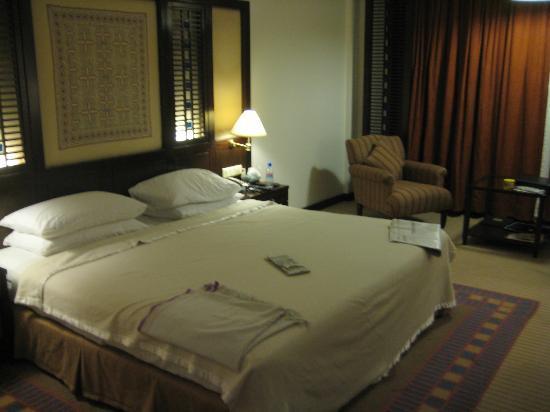 Kabul Serena Hotel Comfortable Beds