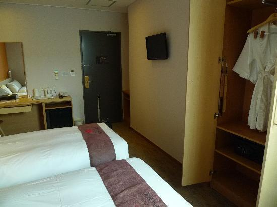 Hotel Skypark Myeongdong II: room