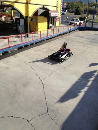 Photo of Tourist Attraction Fast Tracks at 2879 Parkway, Pigeon Forge, TN 37863, United States
