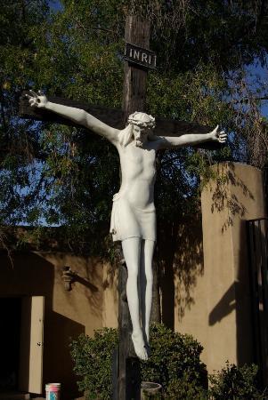 Garden of Gethsemane : Crucifix
