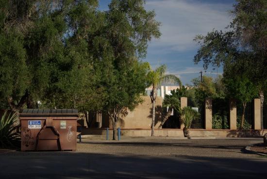 Garden of Gethsemane : Entrance to Parking