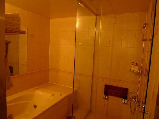 Hotel Queen Incheon Airport: bath