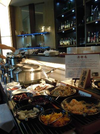 โรงแรมทรัสตี โตเกียว เบย์ไซด์: ホテルトラスティ東京ベイサイド 朝食ブッフェ