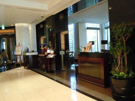 โรงแรมทรัสตี โตเกียว เบย์ไซด์: ホテルトラスティ東京ベイサイド レストラン