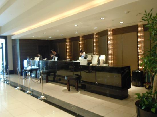 Hotel Trusty Tokyo Bayside: ホテルトラスティ東京ベイサイド フロント