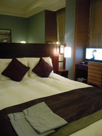 Hotel Trusty Tokyo Bayside: ホテルトラスティ東京ベイサイド ダブル客室