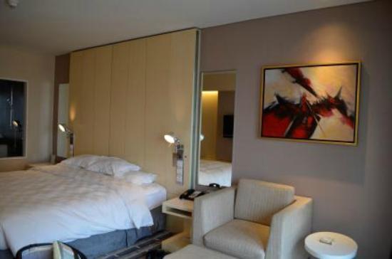 بارك بلازا بكين وست: Superior Room
