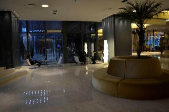 Park Plaza Beijing West : Lobby Area