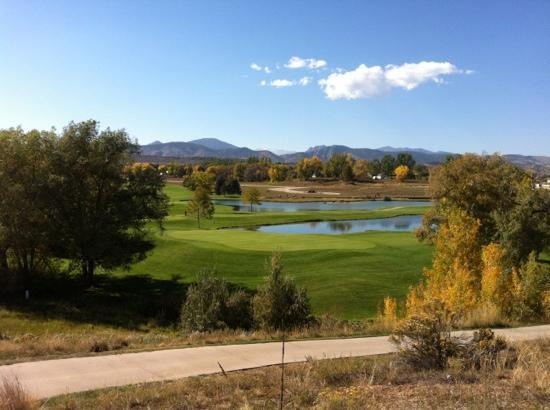 Mariana Butte Golf Course: gorgeous