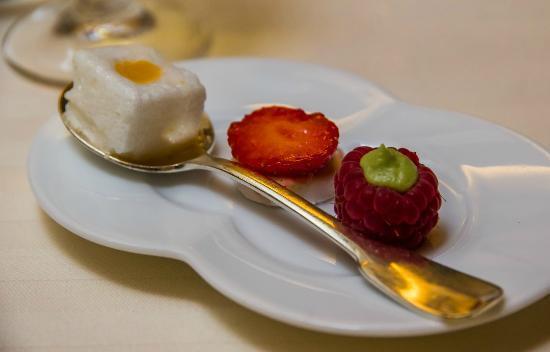 Restaurant Guy Savoy : Dessert