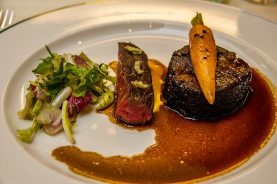 Restaurant Guy Savoy : Absolutely wonderful beef done two ways