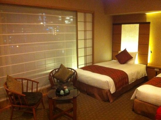 Hotel Niwa Tokyo: comfort room