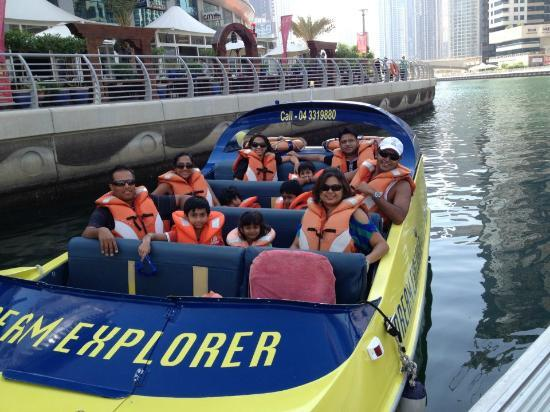 Dubai, United Arab Emirates: We all loved it !!!