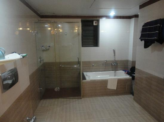 10 Calangute: Room Saligao - Bathroom