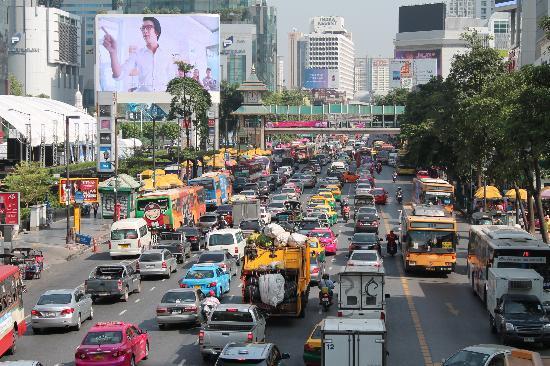 DS67 Suites: Жизнь Бангкока