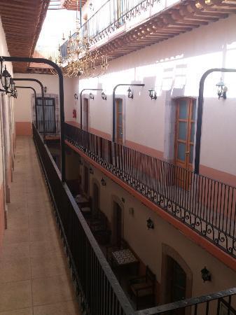 Hotel Casa Santo Domingo: Pasillo