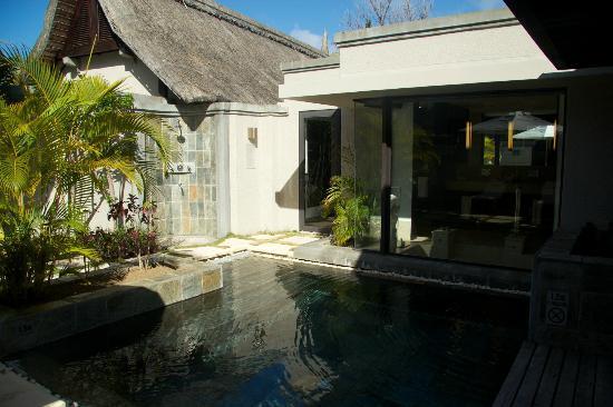 Constance Ephelia: villa