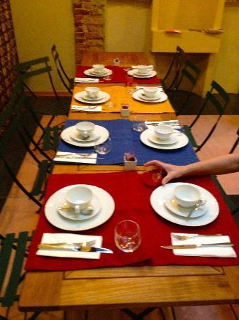 Magazzini San Domenico: Ontbijt ruimte