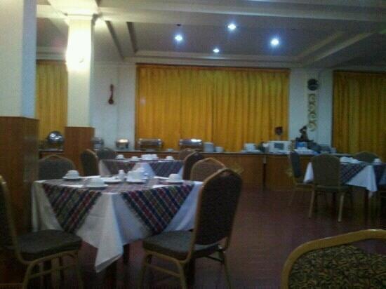 Nadi Myanmar Hotel: шведский стол