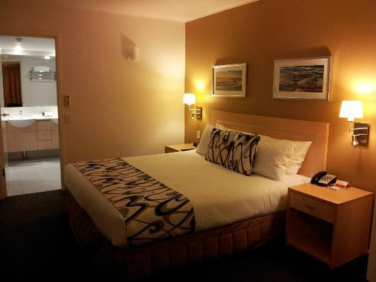 Ramada Hotel & Suites Ballina Byron: The bed