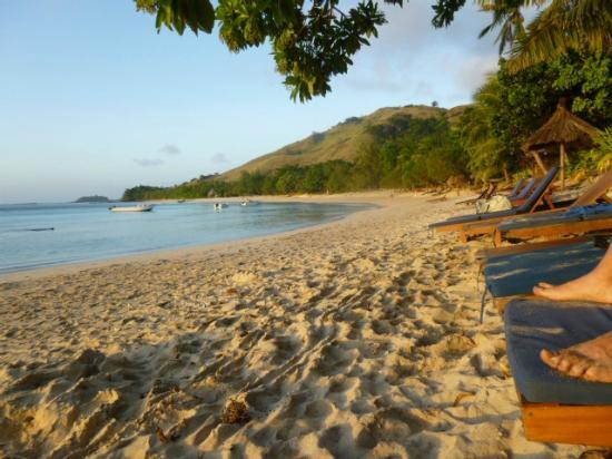 Blue Lagoon Beach Resort: the beach