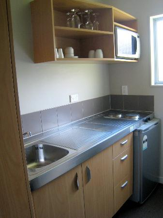 Park View Motor Lodge: kitchen