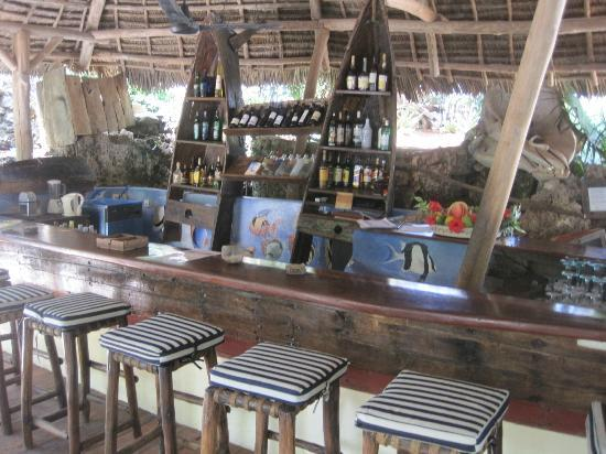 Matemwe Retreat, Asilia Africa: bar