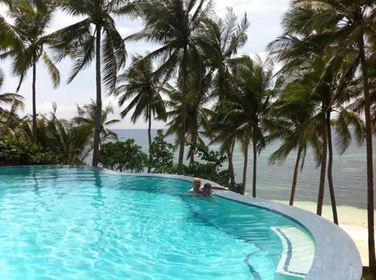 Anda White Beach Resort: Beat that view!