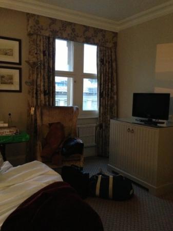 Macdonald Randolph Hotel: Room 223