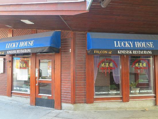 Lucky house restaurant m rsta sigtuna sweden bild fr n lucky house kinaresturang m rsta Unlucky house