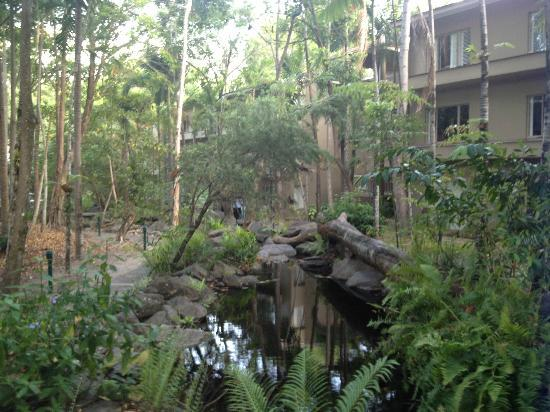 Ramada Resort Port Douglas: love the setting... ;o(