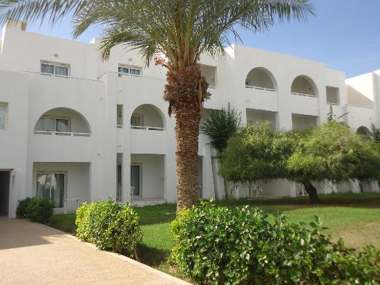 El Mouradi Djerba Menzel: les chambres
