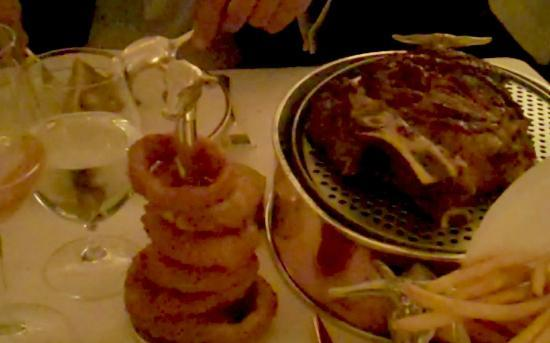 34 Mayfair: was to share... but was so good it ended up being all for me
