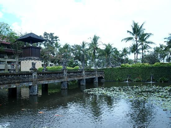 INTERCONTINENTAL Bali Resort: pond