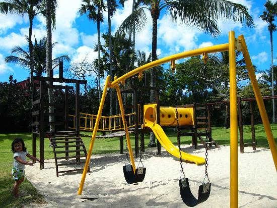 INTERCONTINENTAL Bali Resort: playground