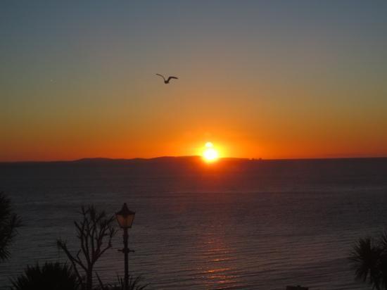 Atlantic Hotel : sunrise