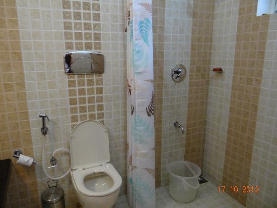 Kaivalyam Retreat: Washroom