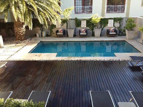 Derwent House Boutique Hotel: The Pool