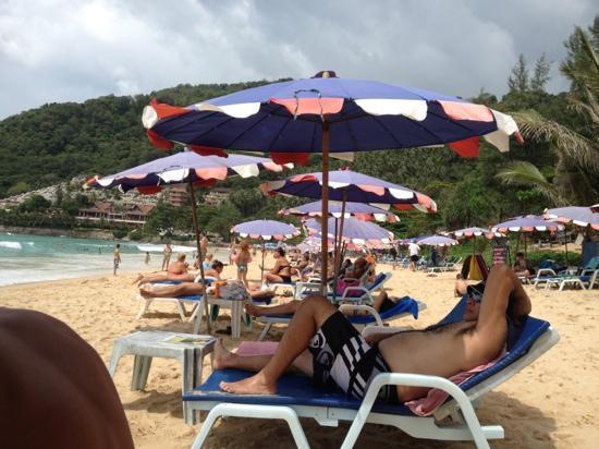 Nai Harn Beach: nai harn 04.11.2012