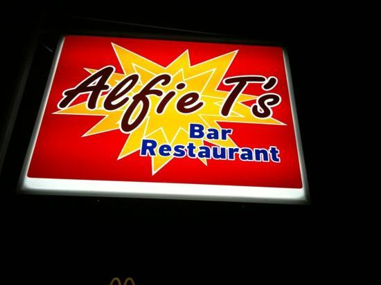 Alfie T's: Great family night out