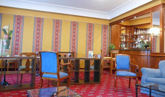 Hotel Santa Costanza: hall