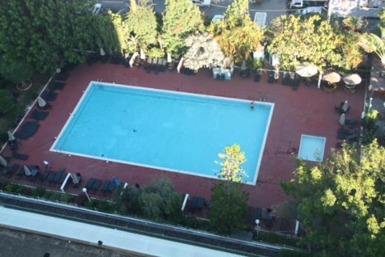 Hotel Carlton Antananarivo Madagascar: Swimming Pool Carlton