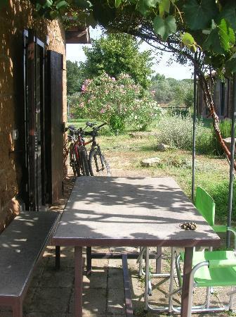 """Agriturismo Bicoca: il nostro alloggio """"La Caciara"""""""