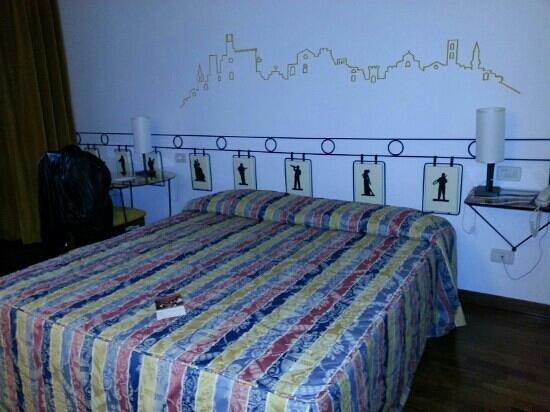 Hotel Gio' Wine e Jazz Area: stanza standard